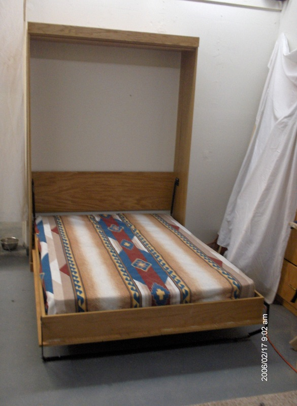 Panel Beds Pre Cut Do It Yourself Kits Wallbeds By